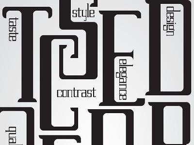 Pettit the Typeface - Free pettit font typeface typography geometrical modern elegant