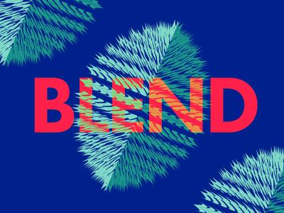 Blend Rules