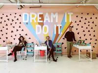 Dream It Do It Mural
