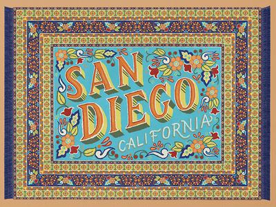 San Diego Magic Carpet