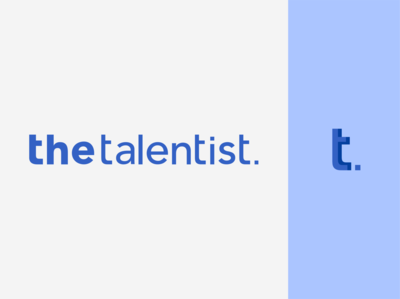The Talentist - Brand identity exploration