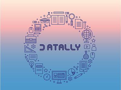 Datally datally facebook ad promotion logo
