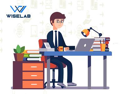 Protfolio navaratri letter head facebook ad datally logo design