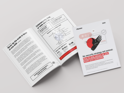 WHITE PAPER: HOW TO CREATE A SCALABLE SECURITY STRATEGY developers development cover report design security wp