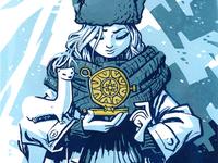 Hero 06: Lyra Belacqua
