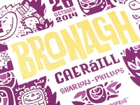 Bronagh Card Detaild