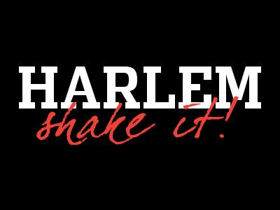Harlem Shake App harlem shake logo black white red app ios