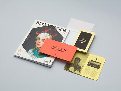 Brownbook Photoshoot magazine photography editorial design