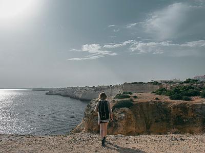 Jiani Goes to Portugal portugal self portrait travel photography