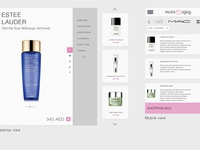 Cosmetic Website Scamp