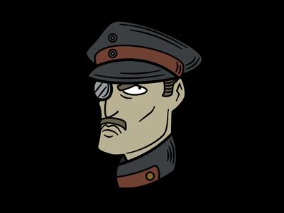 German general WW1