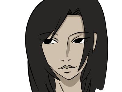 anime girl girl medibang art drawing anime manga illustration