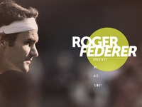 Tribute to Roger Federer