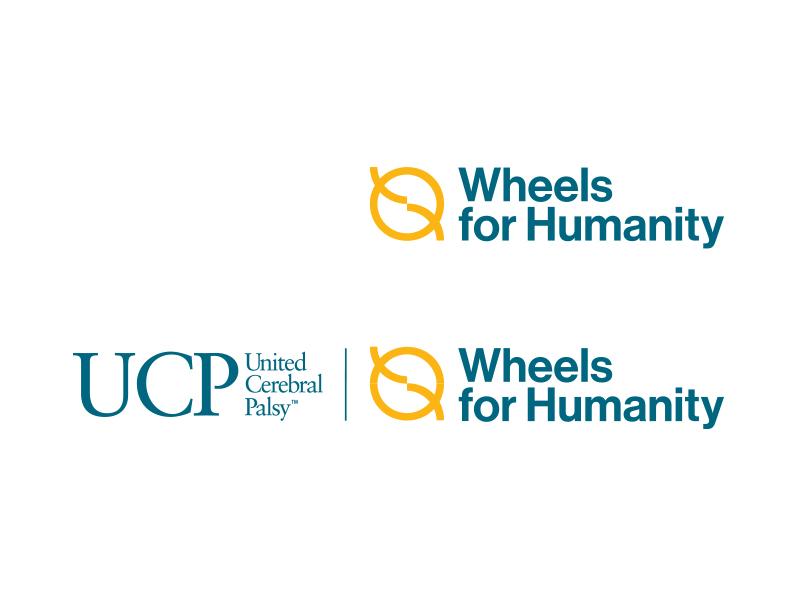 ucp wheels for humanity logo by jeremiah selengia dribbble dribbble