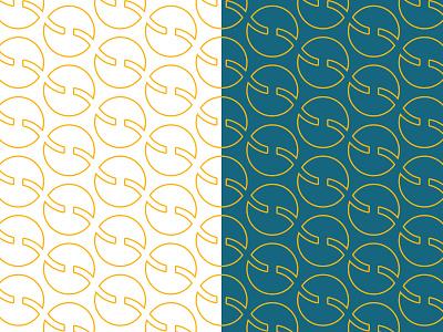 WFH Pattern Idea mark pattern brand branding