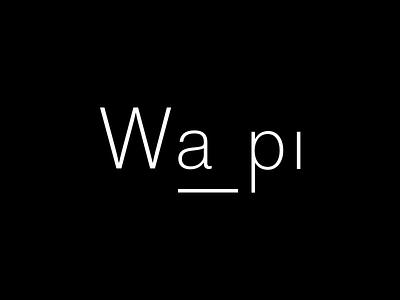 Wa Pi v2 travel brand logo