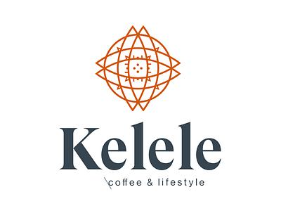 Kelele tanzania coffee hospitality logo branding identity design