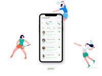PlayO Sports Venue App