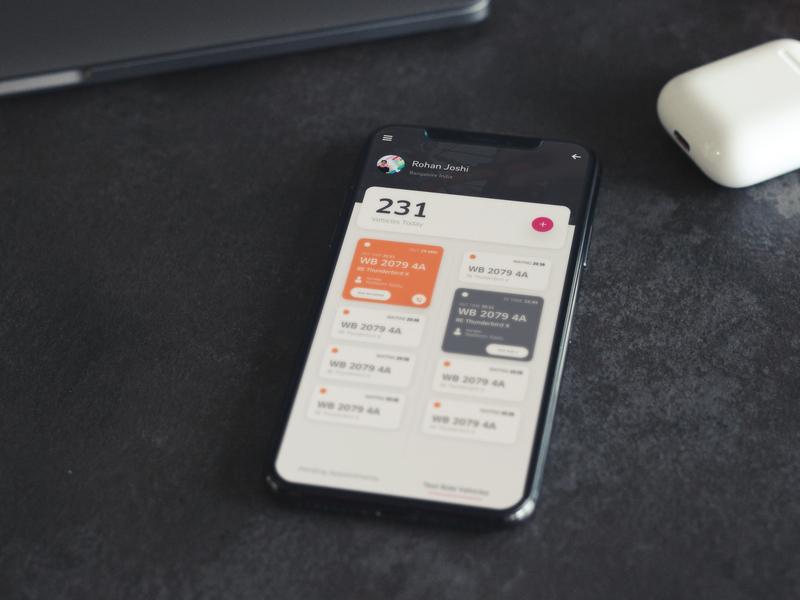 EasyQ App Design