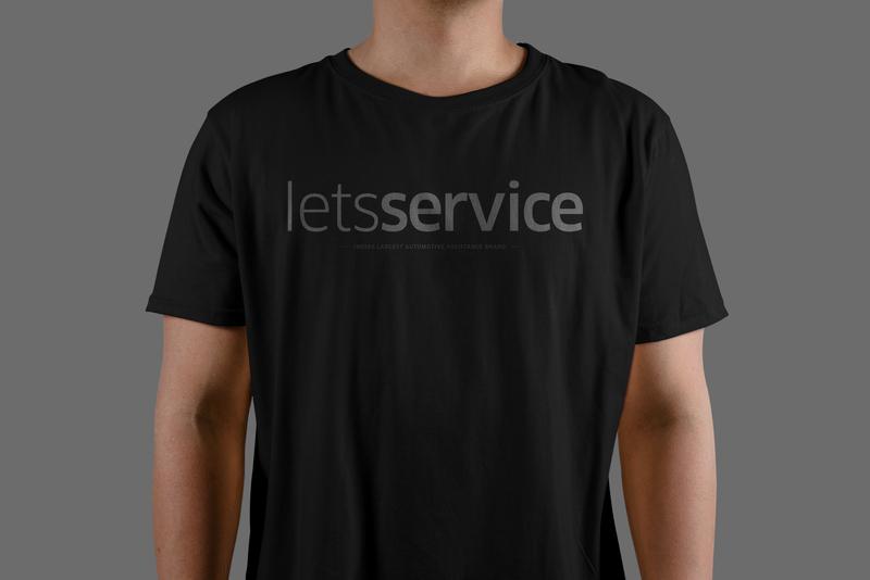 Company T-shirt Mockup