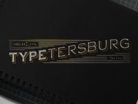 Typetersburg Lettering