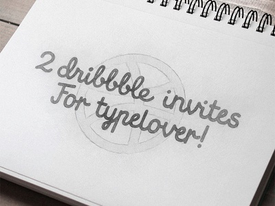 2 dribbble invites dribbbleinvite invite