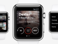 Netflix Apple Watch