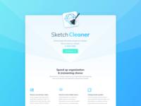 SketchCleaner - Website