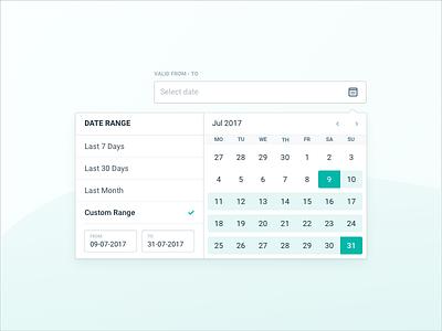 Hotelchamp Datepicker dropdown input fields tooltip calendar date date range date picker datepicker