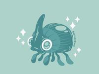 A Beautiful Beetle