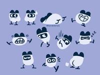 Tamagotchi Sketches
