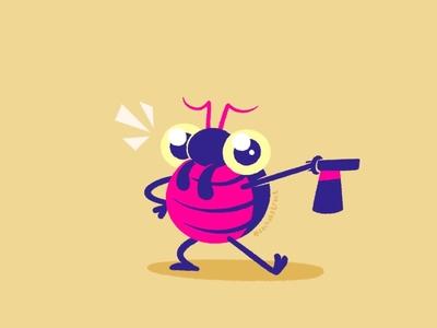 Bulbous Beetle