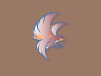 3D Falcon Logo