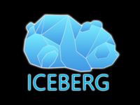 Ice Bear 3D Logo