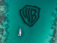 Aquaman Underwater Logo Design