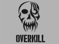 Logo Design - OVERKILL