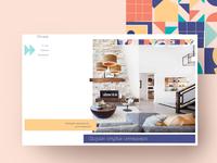 Branding&landing page