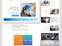 Website&ui/ux design