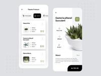 Plant Ui concept