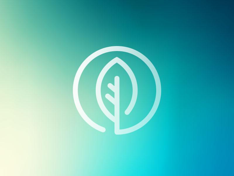 Intelligent light source logo