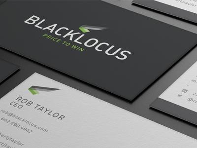 Blacklocus businesscard