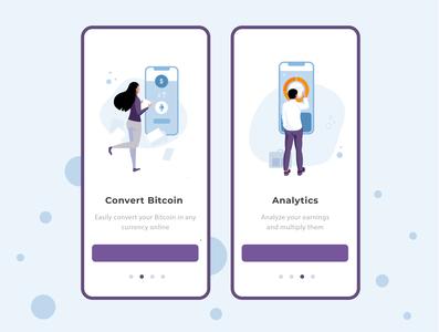Mobile app Bitcoin online