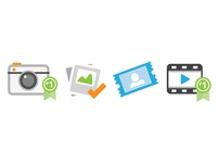 Hootsuite Campaigns Icons