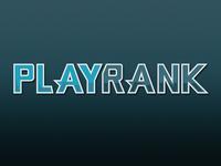 PlayRank Logo