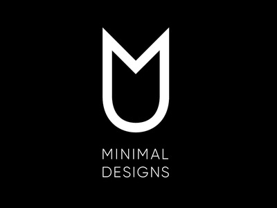 Minimal Designs minimal clean logo branding design