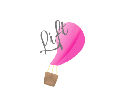 Hot Air Balloon - 2/50 Daily Logo Challenge daily logo challenge branding logo hot air ballon
