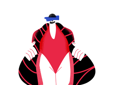 Exposed character web adobe illustrator character design illustration art creativity vector illustration girl character flat illustration