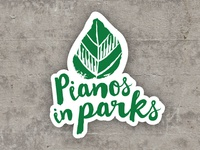 Pianos in Parks
