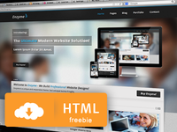 Free HTML Theme - Enzyme