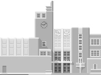 Art Deco High School